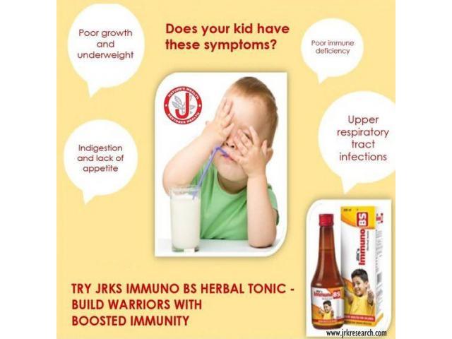 Immuno Tonic For Kids-Children