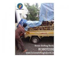 House shifting In kochi