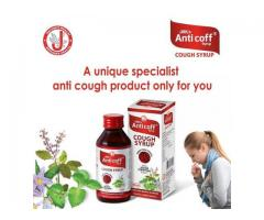 Anticoff Syrup For Dry and Allergic Cough