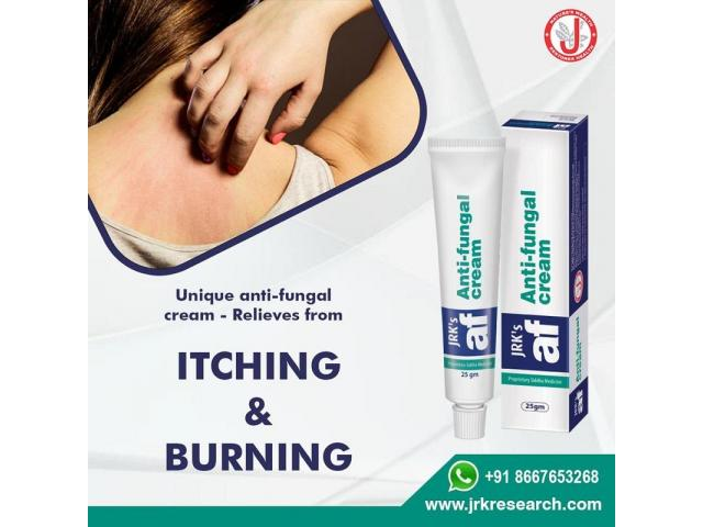 Antifungal Cream For Fungal Infections