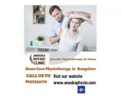 Anooka Physiotherapy At Home | Home Care Physiotherapy in Bangalore