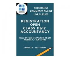 Shubhangi Commerce Classes