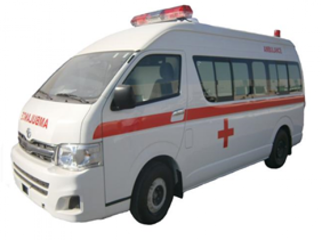 AC Ambulance with oxygen Services in Bhubaneswar