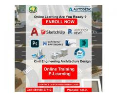 Start Learning Civil Engineering Architecture Design |Online Training