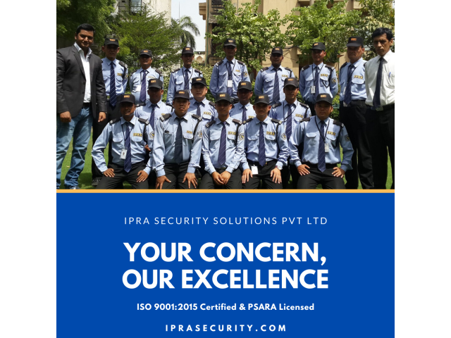 IPRA SECURITY SERVICES - BEST SECURITY COMPANY IN DELHI
