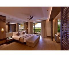 Luxury Resort Rooms in Goa