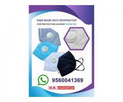 KN95 Mask with Respirator | Call @9560041369