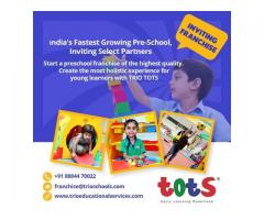 Pre Primary School Franchise In India -Trio Educational Services