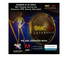 MAAC Animation and VFX jayanagar