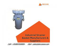 Industrial Strainer Basket Manufacturers & Suppliers