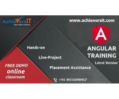 Classroom Training | Corporate Training - AchieversIT