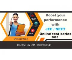 Best NEET Online Test Series Platform 2020 - Epariksa