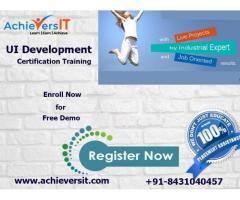 UI development training bangalore