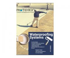 Protexion's Waterproofing Systems on External Areas of Building