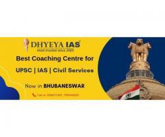Best IAS Coaching in Odisha - Dhyeya IAS