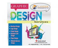 BEST GRAPHIC DESIGNING SERVICES IN HYDERABAD