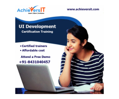 best ui development training