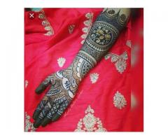 Best Mehendi Artist in Bangalore - Quick & Stunning Menhndhi Designs - geetmehndiarts.com