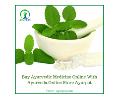 Buy The Best Ayurvedic Medicine Online - Ayurpot