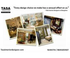 Interior Decorators in Bangalore - Tasainteriordesigner.com