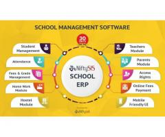 30+Modules Multiple Modules For One Single Dush Board For School Management System