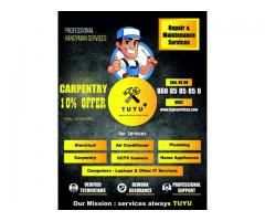 Handyman Services Home Aapartments And Office