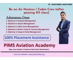 PIMS Aviation Academy- Aviation Courses in Marthandam