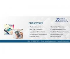 Assurance & Audit Services in UAE