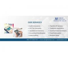 Assurance & Audit Services in UAE