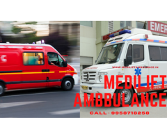 Use Medilift Ambulance in Patna with Medical Support