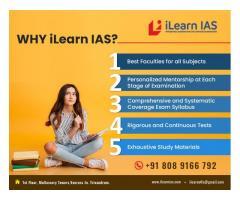 Best Civil Service Coaching Institute in Trivandrum, Kerala - iLearn IAS.