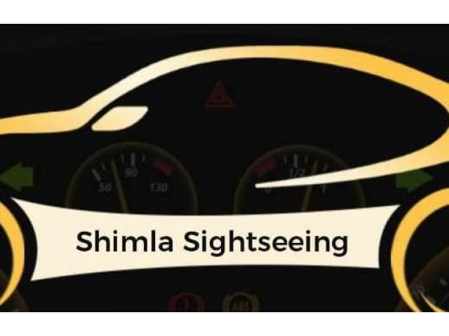 Shimla Taxi Service