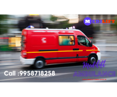 Avail Reasonable Cost Ambulance Service in Katihar by Medilift