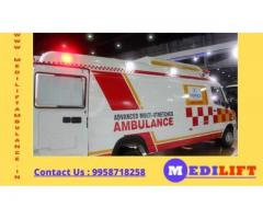 Find the Best Low-Cost Ambulance Service in Sitamarhi by Medilift