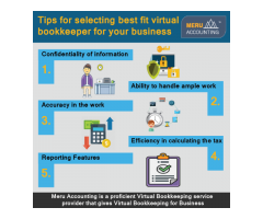 Find the Best Virtual Bookkeeping Service for Your Business