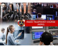 RADIO TELEPHONY COURSE  RTR (AERO)