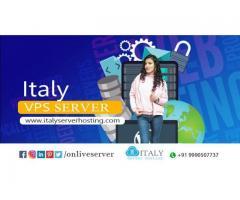 Italy VPS Hosting - Free Domain