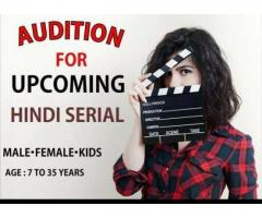 Audition Call - Entry in Tv serials , Freshers wanted urgently For sony Tv , colors , Star plus