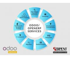 Odoo sh | Odoo Gold Partner - Serpent Consulting Services Pvt Ltd