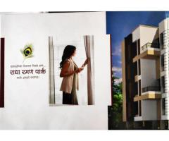 RERA REGISTERED 2BHK SPACIOUS FLAT FOR SALE IN WAGHOLI