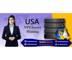 USA VPS Server with Highly Secure and Affordable Price