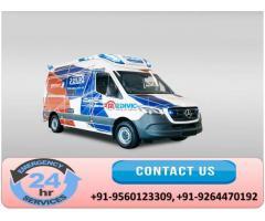 Gain Pre-Eminent Life-Saver Ambulance Service in Jamshedpur