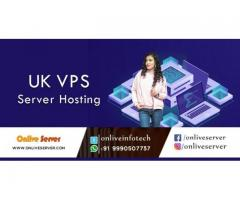 Get UK VPS Server Hosting Plans