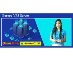 Europe VPS Server Hosting is most modern and cost-saving server