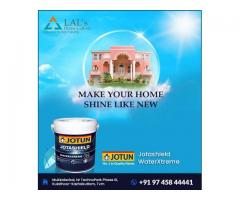 Top Paint Shop in Trivandrum | Paint Dealers in Kazhakottam | Lal's Home Galleria