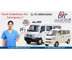 Top Ambulance Services in Ahmedabad - Best AC Ambulance Services -Dratdoorstep