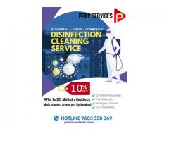 Sanitation Pest control Services in Hyderabad