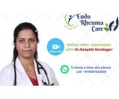 Dr.Deepthi Kondagari - Best Endocrinologist in Hyderabad|Endocrinologist in Secunderabad
