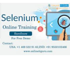 selenium online training | selenium online training India