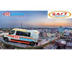 Medivic Ambulance Service in Adarsh Nagar–Cost-Effective Solution in Emergency